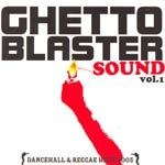 V/A, ghetto blaster sound vol.1 cover