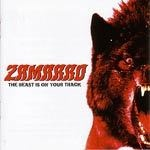 Cover ZAMARRO, beast is on your track