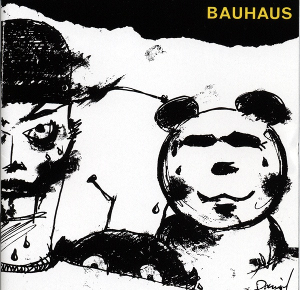 BAUHAUS, mask cover