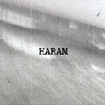 HARAM, s/t cover