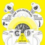 Cover V/A, dfa remixes chapter 1