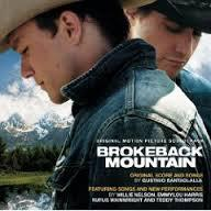 O.S.T., brokeback mountain cover
