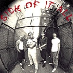 Cover SICK OF IT ALL, s/t