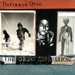 Cover DEFIANCE OHIO, great depression