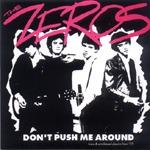 ZEROS, don´t push me around cover