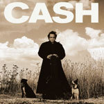 Cover JOHNNY CASH, american recordings