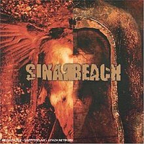 SINAI BEACH, when breath escapes cover