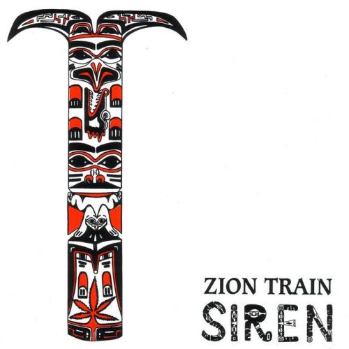 Cover ZION TRAIN, siren