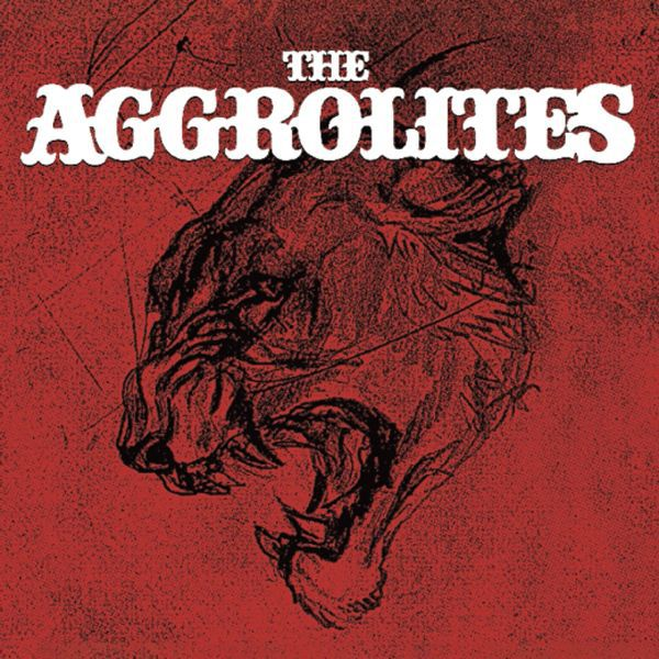 AGGROLITES, s/t cover