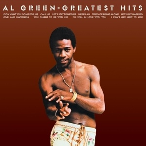 Cover AL GREEN, greatest hits