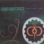 CHRIS & COSEY, reflection cover