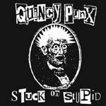 Cover QUINCY PUNX, stuck on ...