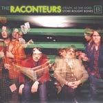 RACONTEURS, steady as she goes 1 cover