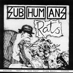 Cover SUBHUMANS, rats/time flies