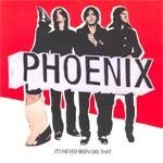 Cover PHOENIX, it´s never been like that