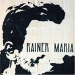 Cover RAINER MARIA, catastrophe keeps us together