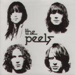 PEELS, s/t cover