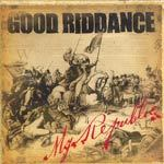 GOOD RIDDANCE, my republic cover