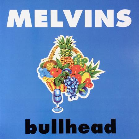 MELVINS, bullhead cover