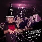 FLESHIES, scrape the walls cover