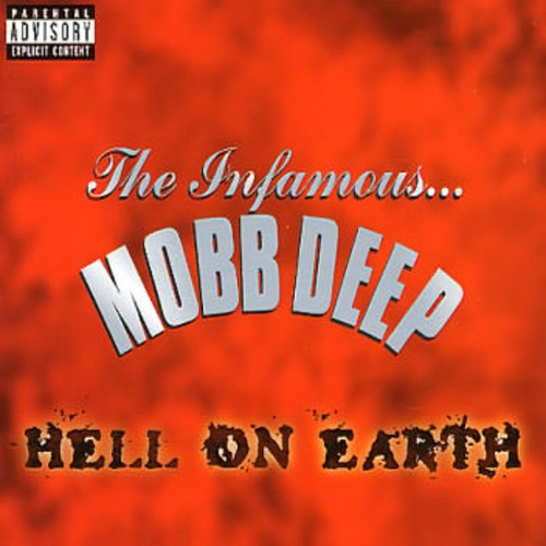 Cover MOBB DEEP, blood money