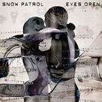 SNOW PATROL, eyes open cover