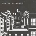 Cover BLACK TIME, midnight world