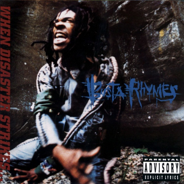 Cover BUSTA RHYMES, when disaster