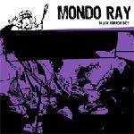 Cover MONDO RAY, black mirror boy