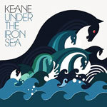 Cover KEANE, under the iron sea
