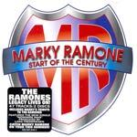 Cover MARKY RAMONE, start of the century
