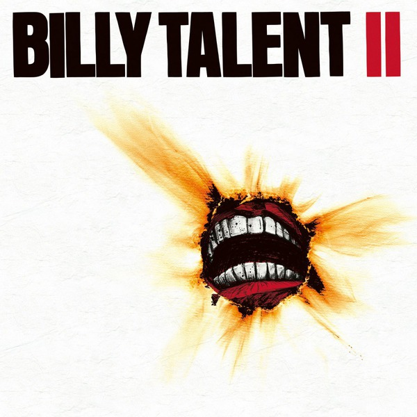 BILLY TALENT, II cover