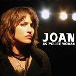 Cover JOAN AS POLICE WOMAN, real life