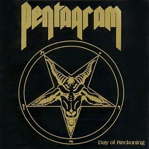 Cover PENTAGRAM, day of reckoning