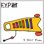 F.Y.P., five year plan cover