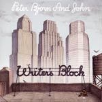 PETER, BJORN & JOHN, writer´s block cover