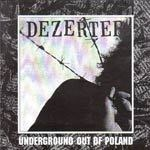 Cover DEZERTER, underground out of poland