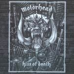 MOTÖRHEAD, kiss of death cover