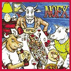 Cover NOFX, liberal animation