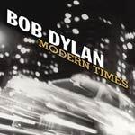 BOB DYLAN, modern times cover