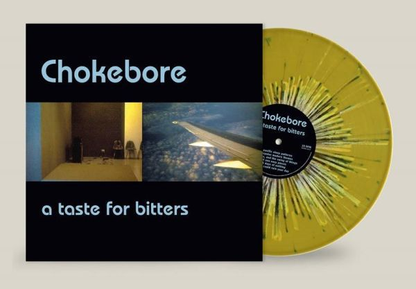CHOKEBORE, a taste for bitters cover