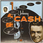 Cover JOHNNY CASH, with his hot &.../sings the songs...