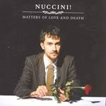Cover NUCCINI, matters of love and death
