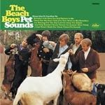 Cover BEACH BOYS, pet sounds (stereo)