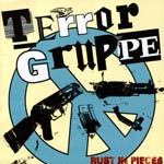 TERRORGRUPPE, rust in pieces cover