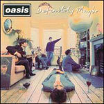OASIS, definitely maybe cover