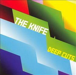 KNIFE, deep cuts cover