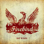 Cover FIREBIRD, hot wings