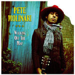 Cover PETE MOLINARI, walking off the map