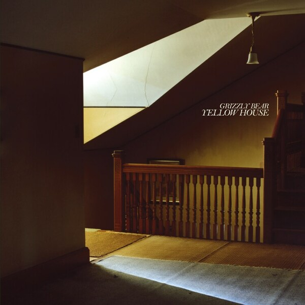 Cover GRIZZLY BEAR, yellow house